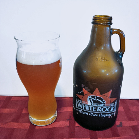 White Rock Beach Beer Company - Fruit Pale Ale