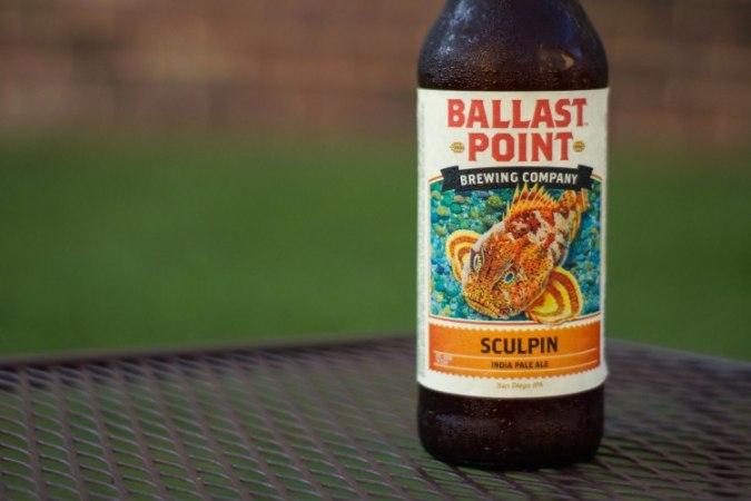 Ballast Point Sculpin IPA