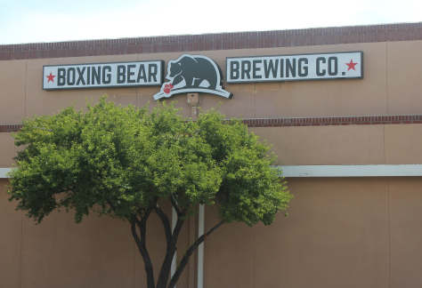 Boxing Bear Brewing Co. ABQ West Side