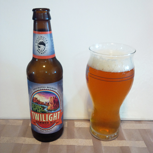 Deschutes Twighlight Summer Ale