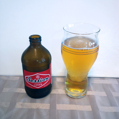 Good Lager For Drinking Session