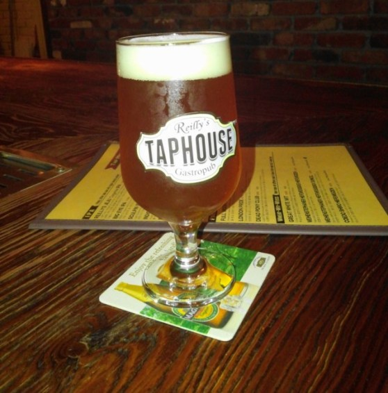 Reilly's Taphouse Itaewon Seoul Ale