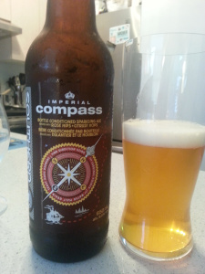 """Southern Tier nails another stellar beer with its unique """"Imperial Compass."""""""