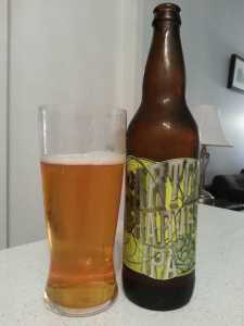 To the surprise of absolutely nobody, Driftwood Brewing's Sartori Harvest IPA is still excellent.