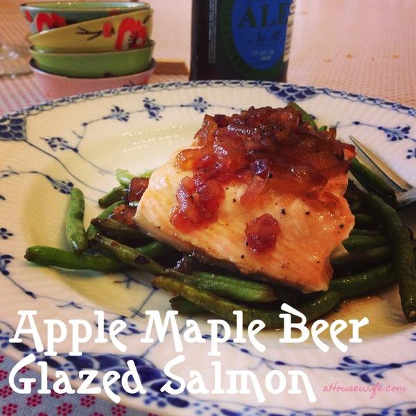 AppleMapleBeerGlaseSalmon