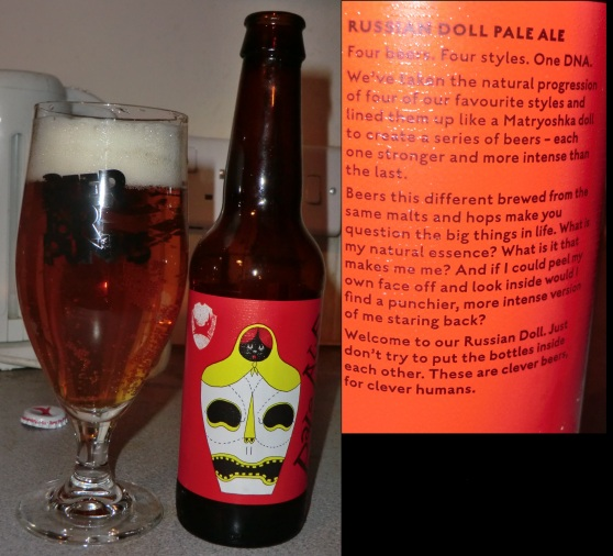 Russian Doll Pale Ale