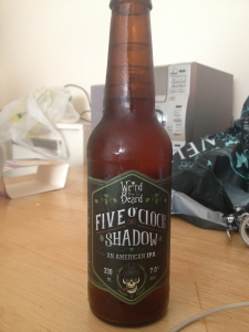 Five O'Clock Shadow American IPA