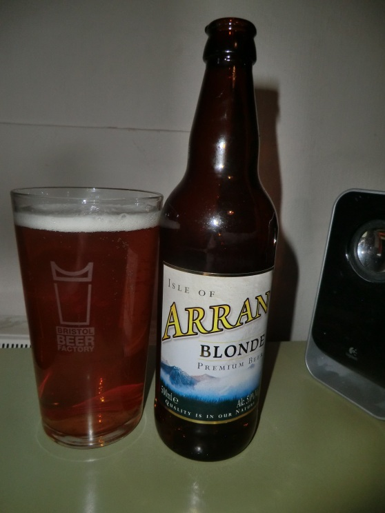 Isle Of Arran Blond