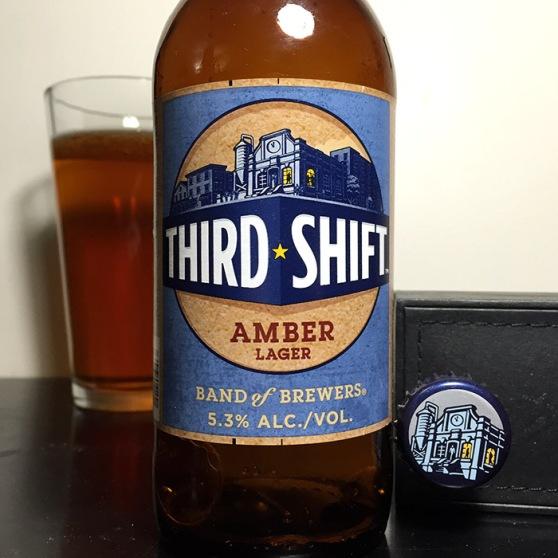 third shift amber label